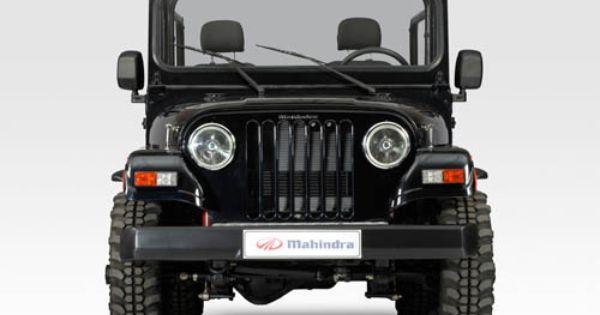 Mahindra Thar Mahindra Thar Mahindra Cars New Cars