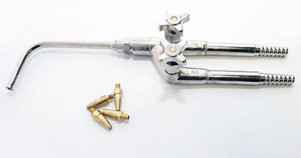 31 28 Hoke Jewelers Torch Oxygen Propane Butane W 4 Tips Soldering Jewelry Tools Ebay Metal Crafts Make And Sell Jewelry Making