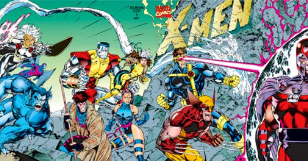 10 Easy X Men Comic Book Jumping On Points Comic Art Comic Book Superheroes Comic Book Covers