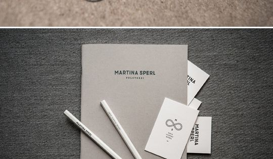 Identity Design . Brand . Business card . Stationary .