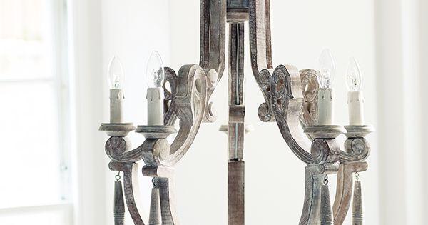wooden chandelier light cox cox dream home. Black Bedroom Furniture Sets. Home Design Ideas