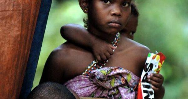 Batek People: THE BATEK--ANCIENT BLACK PEOPLE IN MALAYSIA