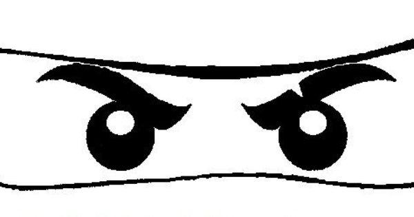 ninjago malvorlagen augen pdf  tiffanylovesbooks