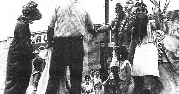 1955 parade tishomingo ok hometown pinterest for Tattoo shops in bartlesville ok