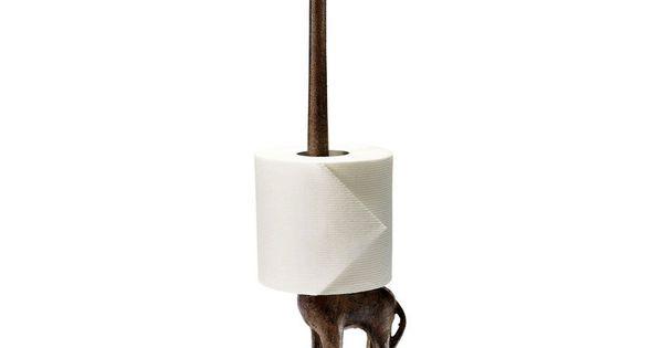 Giraffe Toilet Paper Holder Kitchen