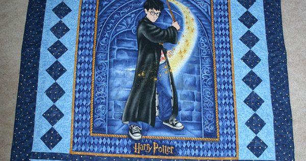 Harry Potter Quilt By Juanita Harry Potter Quilt Quilt