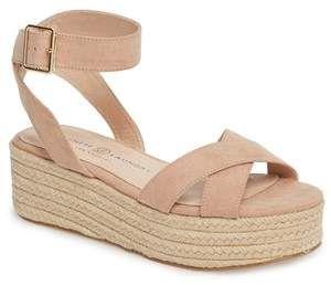 Women S Chinese Laundry Zala Espadrille Platform Sandal Size 11 M