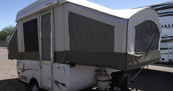 Living In A Pop Up Camper : The perfect pop up camper!  Camping/RV Living  Pinterest ...