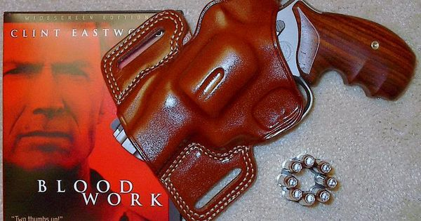 Leather Revolver Holster Pattern Google Search Leather