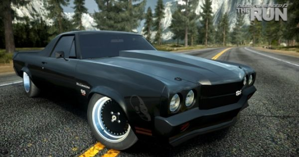 Need For Speed The Run Signature Car Pack Chevy Dream Cars