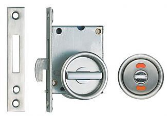 Sug Hc 30h Sugatsune Sliding Door Privacy Latch With Indicator