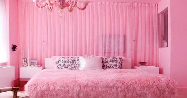 Hot pink bedroom awesome accessories pink palace pinterest hot pink bedrooms pink - Cute bedroom design ideas bedroom design ideas ...