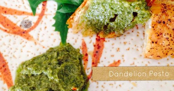 Dandelion Pesto | Buttercup Catering | Pinterest | Catering, As and ...