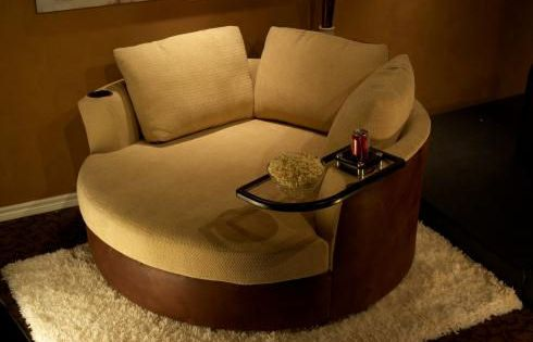 Cuddle Couch Home Theater Seating. cuddle snuggle