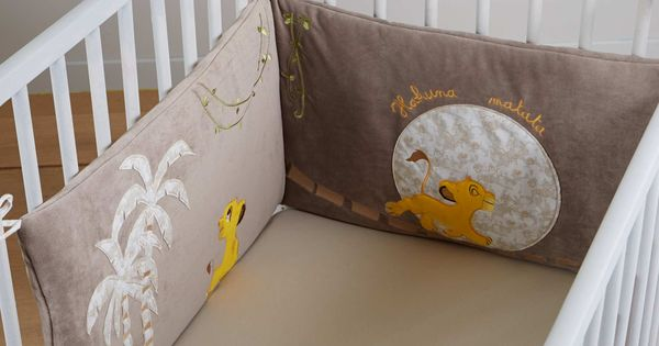 tour de lit 39 le roi lion 39 b b gar on kiabi 30 00 roi lion pinterest le roi lion roi. Black Bedroom Furniture Sets. Home Design Ideas