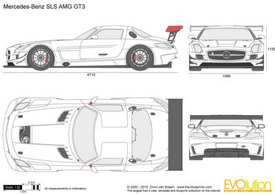 Mercedes Benz Sls Amg Gt3 With Images Model Boat Plans