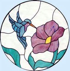 Resultado De Imagen Para Vitrales Dibujo Flores Vitrales Vitrales Pintados Pintura Sobre Vidrio