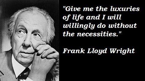 Quote Frank Lloyd Wright