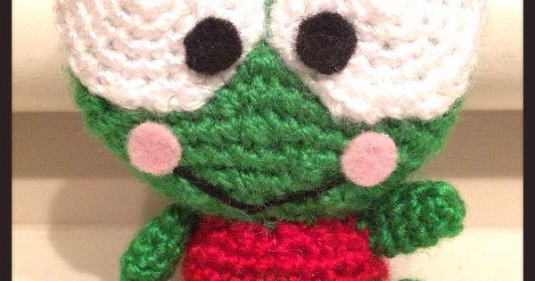 Free Super Mario Amigurumi Patterns : Keroppi #amigurumi #keroppi #sanrio #crochet Amigurumi ...