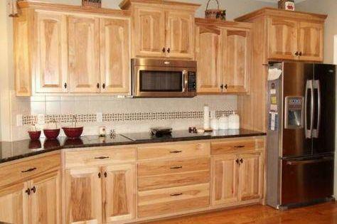 Kitchen Cabinet Refacing Hickory Kitchen Cabinets Hickory Kitchen Rustic Kitchen Cabinets
