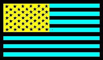 American Flag Optical Illusion Optical Illusions Optical Illusions Art Illusions
