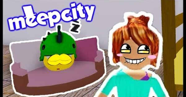 My First Meep Pet Meep City Roblox Youtube Pets Roblox City
