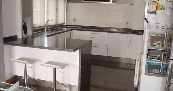 Modelos cocinas peque as sencillas dise o de la cocina for Decoracion de cocinas pequenas y sencillas