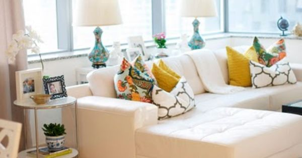 Beautiful Things To Share Living Room White Home Interior