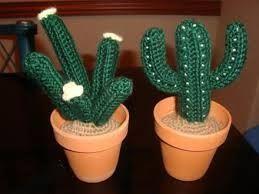 103. Tutorial Cactus a Crochet Paso a Paso - CTejidas [Crochet y ... | 194x259