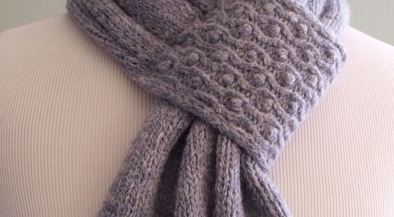 unique scarf ideas for women, knitting patterns