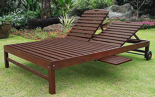 Wooden chaise lounge chair plans sign in to see details for Build your own outdoor chaise lounge