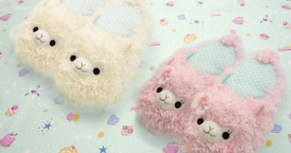Gdzie Moge Kupic Takie Kapcie Alpaca Slippers Cute Slippers Kawaii Clothes