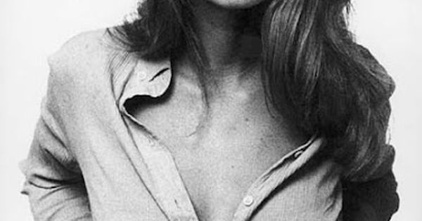 Charlotte Rampling 1960s. British actress and model. Famous for her film 'Night