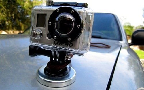 how to 5 incredibly cheap and smooth diy camera mounts for inside or outside of your car. Black Bedroom Furniture Sets. Home Design Ideas
