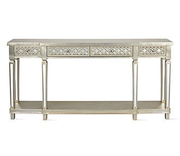 Anderson Console Table In 2020 Occasional Table Living Room Console Table Table