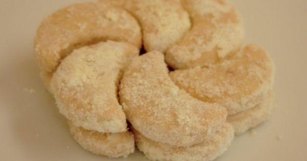 Putri Salju | Simply Delish... | Cookies | Pinterest