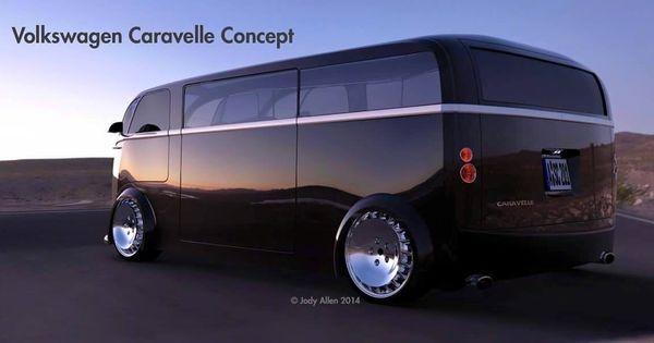 volkswagen caravelle concept vanagons pinterest volkswagen cars  vw bus