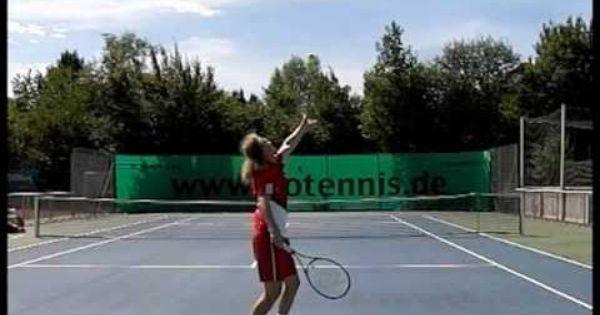 Tennis Tips Slice Serve Slow Motion Http Sport Linke Rs Tennis Tennis Tips Slice Serve Slow Motion Tennis Tips Tennis Sports