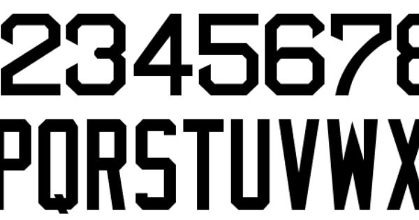 Baseball Font Baseball Font Letters Company Logo