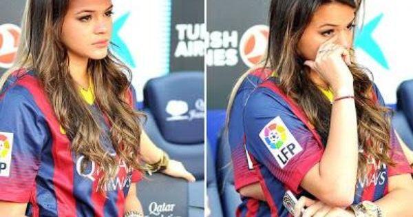 Neymar wife barcelona pinterest neymar and for Location monte meuble paris