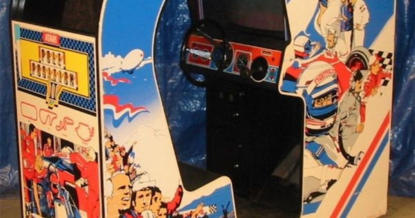 Pole Position 2 Cockpit Or Upright Coin Op Arcade Video