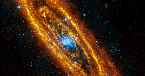 An intensely bright X-ray beacon shining in the Andromeda galaxy is actually