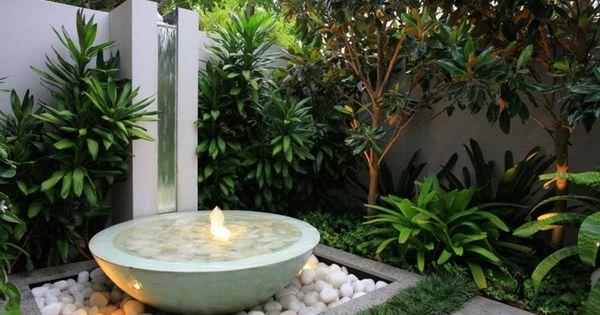 Dise o de jard n zen peque o dise o de jardines - Jardin zen pequeno ...
