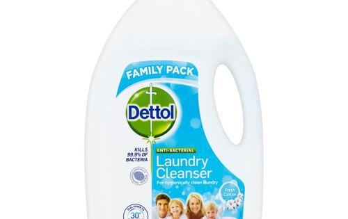 Antibacterial Laundry Detergent