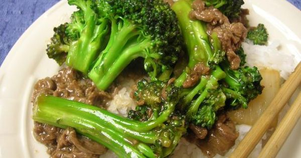 The best easy beef and broccoli stir fry recipe