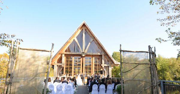 A Rustic, DIY Wedding Near Mont-Tremblant