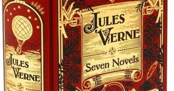 Jules Verne Seven Novels Barnes Noble Collectible