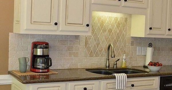 Painted Kitchen Cabinet Details Kitchens Valspar And