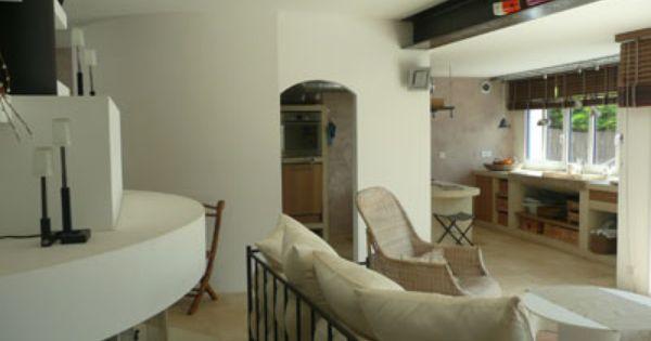 poutre ipn salon pinterest poutres mur porteur et mur. Black Bedroom Furniture Sets. Home Design Ideas