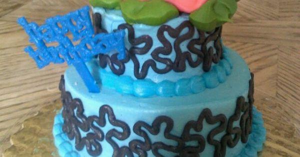 Cake Designs Wegmans : Mini birthday cake from wegmans WEGMANS CAKES ...